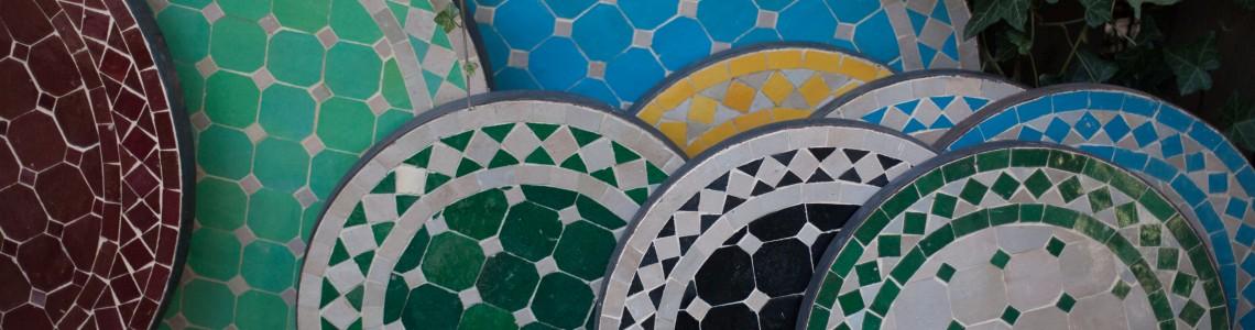 Mosaikbord
