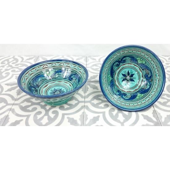 Keramik skål 15cm
