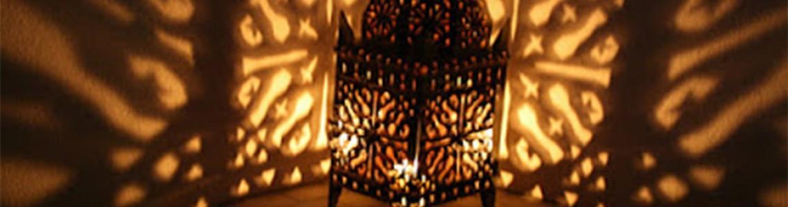 Marrakech lyktor